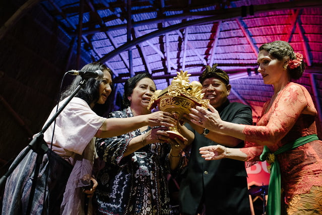 Image Credit Wirasathya Darmaja. Special Event Opening Night Party. Festival Hub